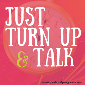 Easy Podcasting with Just Turn Up & Talk from PodcastProgress.com