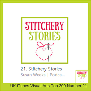 Stitchery Stories iTunes number 21 visual arts