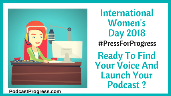 IWD2018 #pressforprogress
