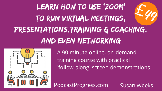 learn how to use zoom for virtual meetings